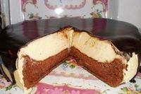 Торт Птичье молоко мини