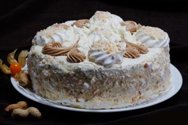 Рецепт торта полет по госту с пошагово