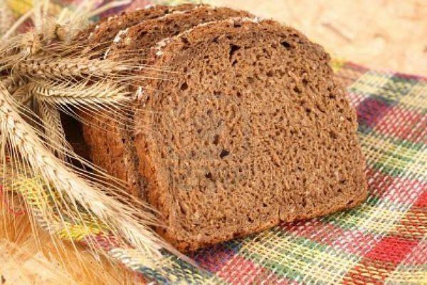 Хлеб в духовке своими руками