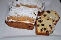рецепт кекса творожного с изюмом