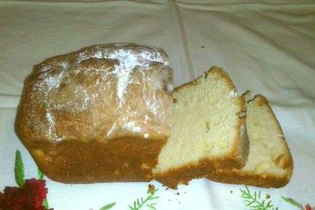 рецепт кекса творожный