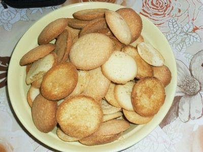 рецепт печенье ленинградское