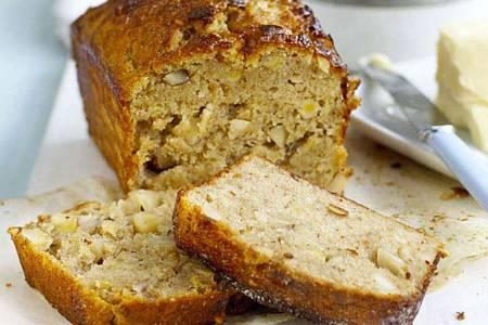 рецептура орехового кекса