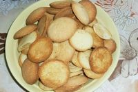 рецептура печенье ленинградское