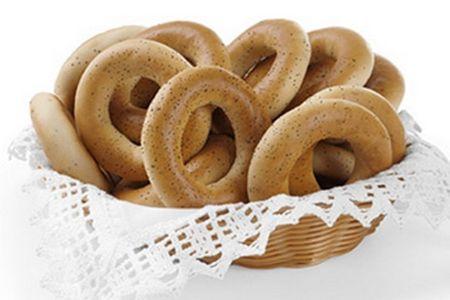 Баранки сахарные киевские
