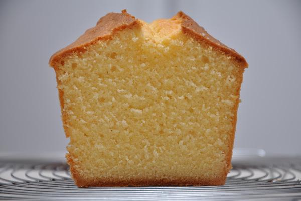 кекс на соде гашенной лимонной кислотой