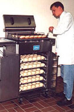 приготовление-пончиков