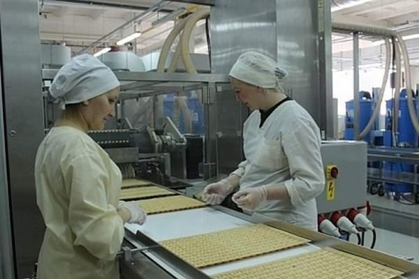 технология производства вафель