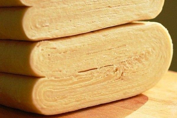 замороженное слоеное тесто