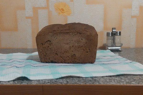 Ржано - пшеничный хлеб